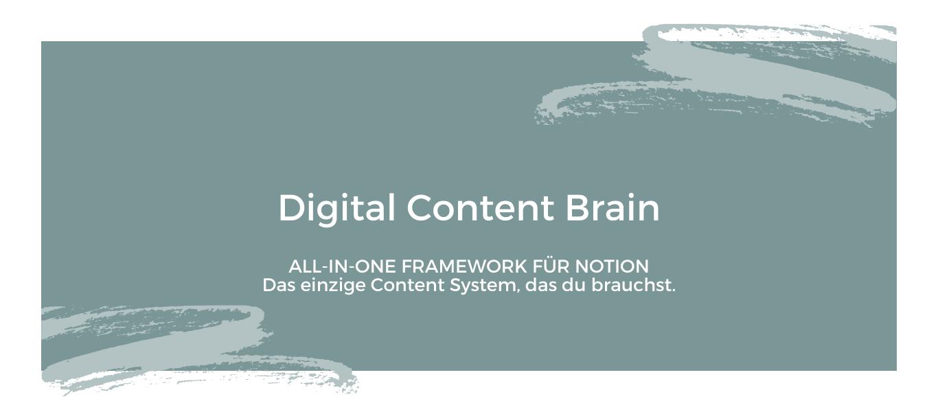 Digital Content Brain